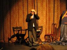 """Promocja albumu """"Musicale, operetki, wodewile..."""" w Teatrze Muzycznym w Gdyni"""