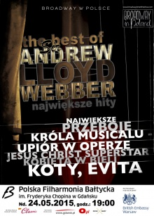 The Best of Andrew Lloyd Webber w Gdańsku