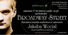 """Broadway Street - nowa droga"" - koncert Jakuba Wociala"